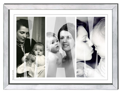 Photos de famille anciennes fête des mères